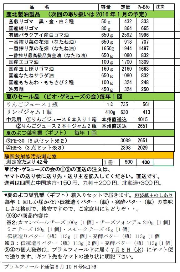 夏のギフト商品がお買い得!