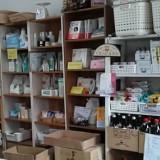 プラムの商品棚