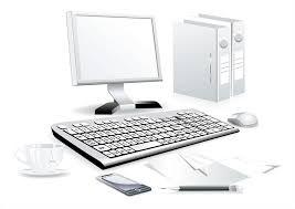 パソコンイラスト