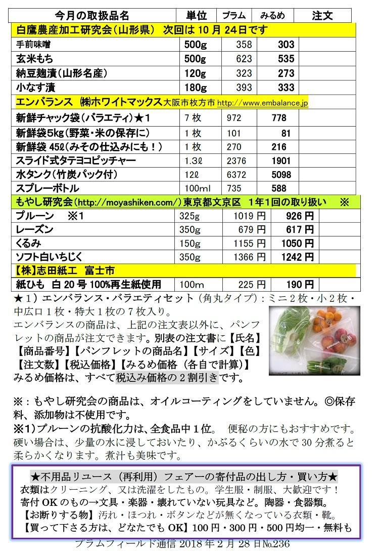 おーぷん・みるめ4月11日の注文表2